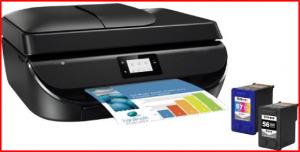 Hp OfficeJet 5258 Black Ink Cartridge