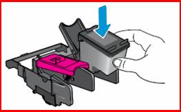 Hp OfficeJet 5258 Black Ink Not Printing
