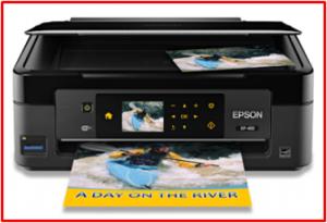 Epson XP-410 Software