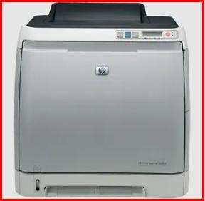 Hp Color LaserJet 2600n Firmware