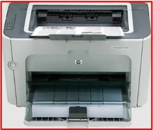 Hp LaserJet P1505n Firmware