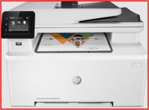 Hp Color LaserJet Pro MFP M281fdw Firmware