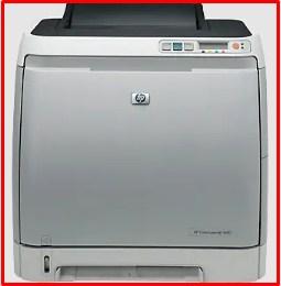 Hp Color LaserJet 1600 Driver