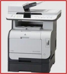 Hp Color LaserJet CM2320fxi MFP Driver