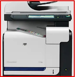 Hp Color LaserJet CM3530 MFP Driver