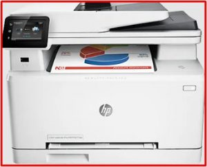 Hp Color LaserJet Pro MFP M277dwFirmware