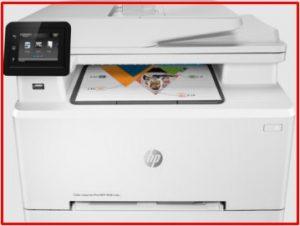 Hp Color LaserJet Pro MFP M281cdw Driver