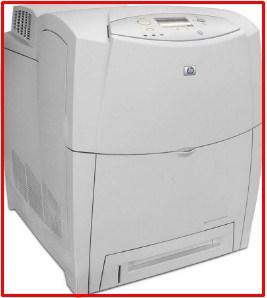 Hp LaserJet Color LaserJet 4600dn Driver