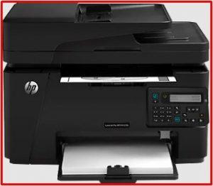Hp LaserJet Pro MFP M127fn Driver