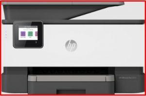 Hp OfficeJet Pro 9010 Firmware